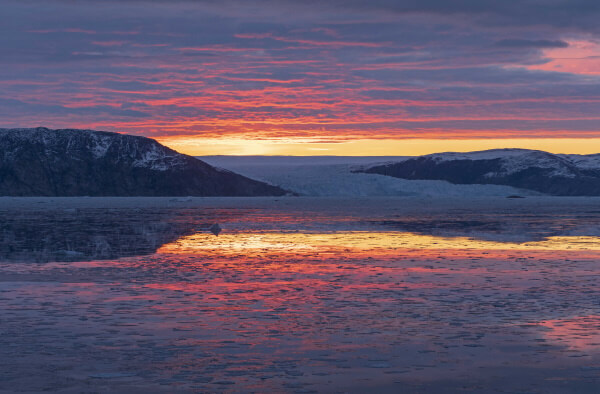 Sunrise-over-the-greenland